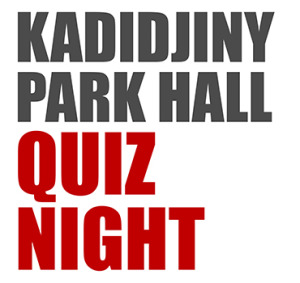 Kadidjiny Quiz Night